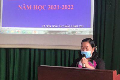 TRƯỜNG TH LÊ LỢI TỔ CHỨC LỄ KHAI GIẢNG- CHÀO MỪNG NĂM HỌC MỚI 2021-2022
