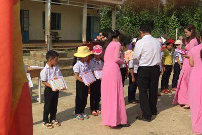 Lễ tổng kết năm học 2017 – 2018 tại Trường Tiểu học Lê Lợi