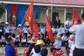 Trường tiểu học Lê Lợi tổ chức buổi lễ khai giảng -tưng bừng chào đón năm học mới