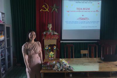 Chào mừng ngày kỷ niệm 90 năm ngày thành lập Hội Liên hiệp Phụ nữ Việt Nam 20/10